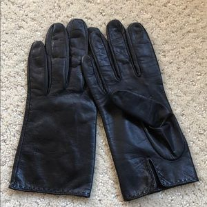 NWOT Faux Leather Driving Gloves